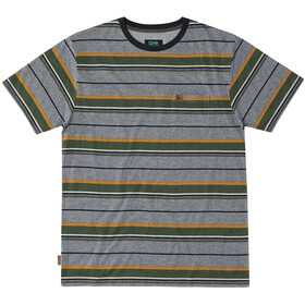 Hippy Tree Portsmith Camiseta Hombre, heather grey